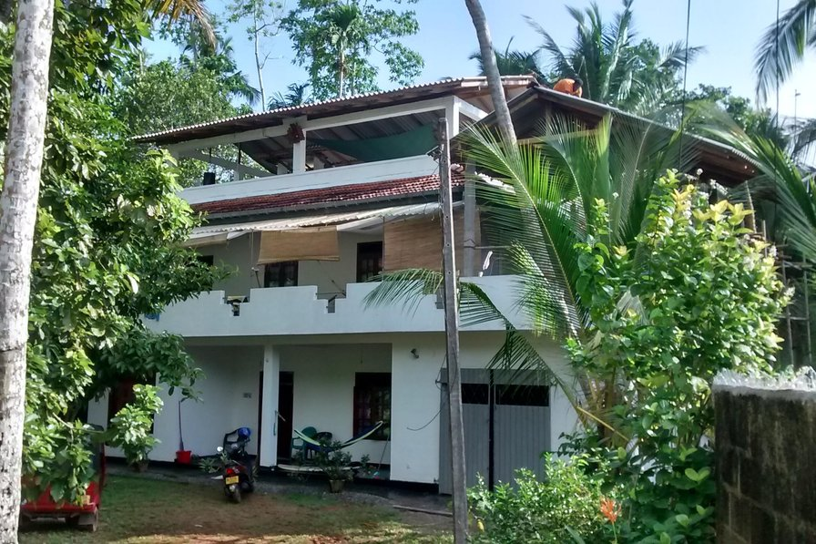 House in Sri Lanka, Hikkaduwa