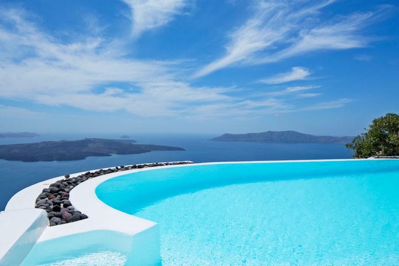 Villa in Greece, Firostefani