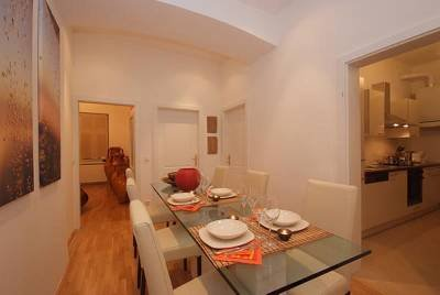 Apartment in Austria, Josefstadt: Dining