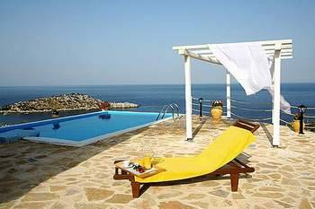 Villa in Greece, Volimes: Contessina