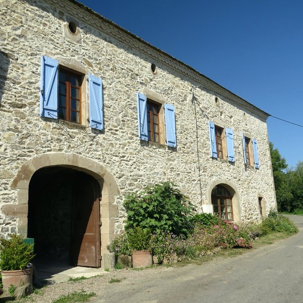 Owners abroad Le Claouset, Traditional French Farmhouse