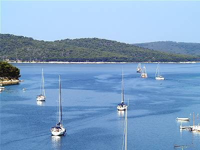 Apartment in Croatia, Island of Brac: Serenity Retreat Apartment Sea View