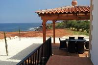 Villa in Cyprus, Polis Chrysochou: View to the steps to beach