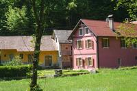 Country_house in Slovenia, Dolenjske: Venckov historic mill and old smithy