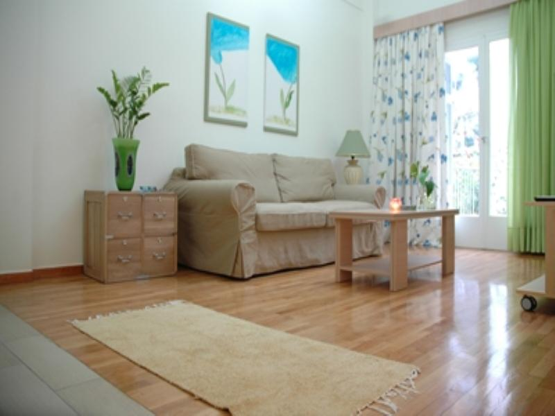 Apartment in Greece, Athens City: Living Room