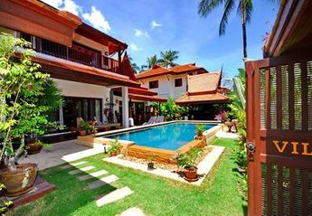 6 bedroom Villa for rent in Lamai