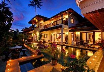 Villa in Thailand, Lamai: Astasia Villa