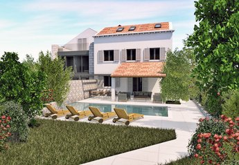 House in Croatia, Pile