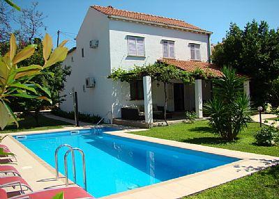 House in Croatia, Dubrovnik: House - swimming pool