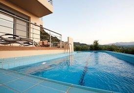 Crete - Chania - Villa Sandry - 6+2 pax