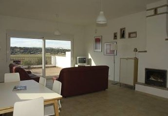 Villa in Spain, Vejer de la Frontera: The view as you walk into the property