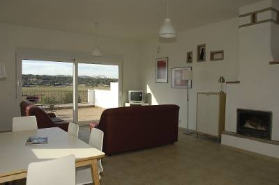 Villa in Spain, Vejer de la Frontera: view as you walk into the property