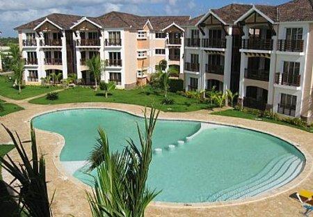Apartment in Punta Cana, Dominican Republic: edificio