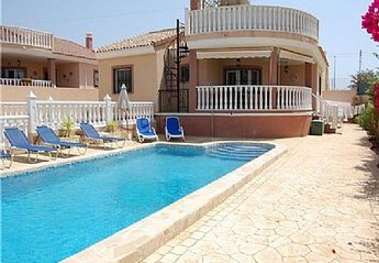 Villa in Spain, Marina-Oasis: Lemon Tree Villa
