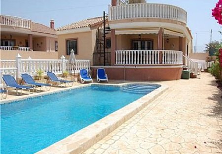 Villa in Marina-Oasis, Spain: Lemon Tree Villa