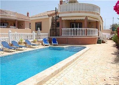 Villa in Spain, Marina-Oasis: Lemon Tree Villa