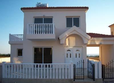Villa in Cyprus, Nissi Beach: 3 bed villa with pool near Nissi beach, Ayia Napa