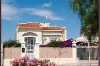 Villa in Spain, Urbanisation La Marina: Front of villa from road