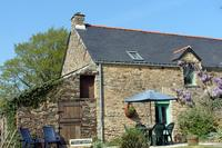 Cottage in France, La Roche Bernard: SouthBrittanyGites-les Chenes