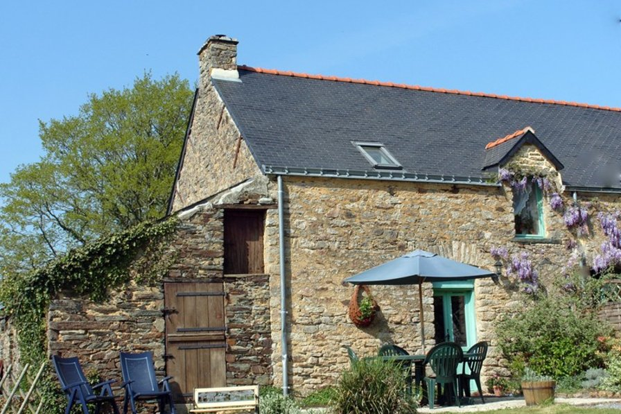 Cottage in France, Saint-Dolay: SouthBrittanyGites-les Chenes