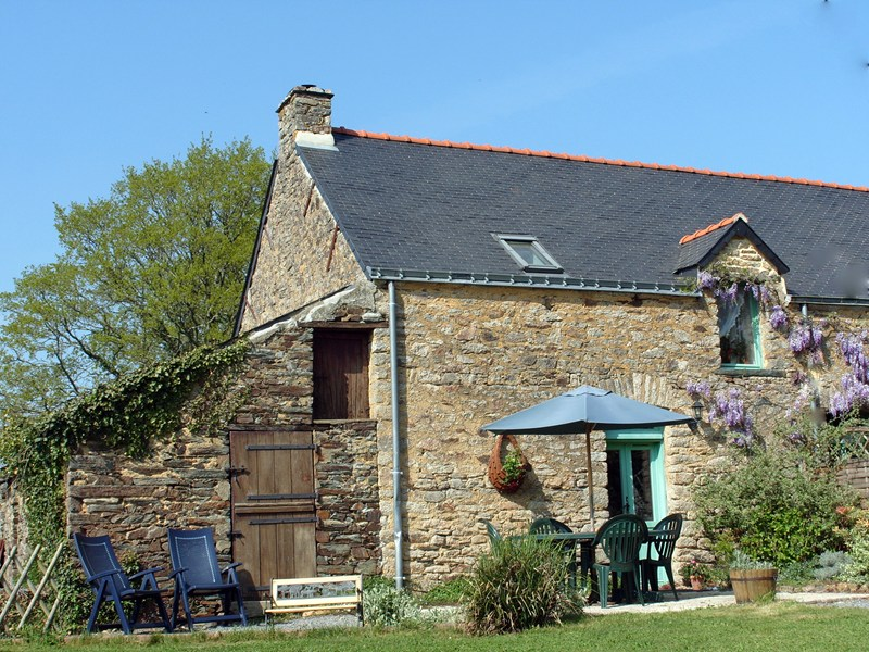 Cottage in France, La Roche Bernard: SouthBrittanyGites-les Chenes
