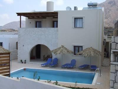 Owners abroad Artemis private Villa with private pool in Crete