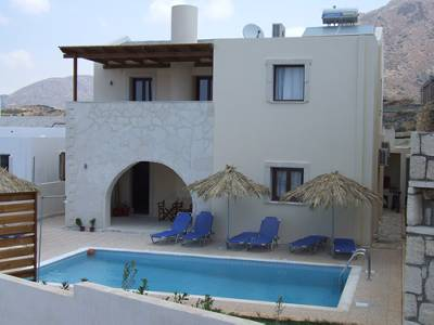 Villa in Greece, Makri Gialos: Artemis Villa with private swimming pool