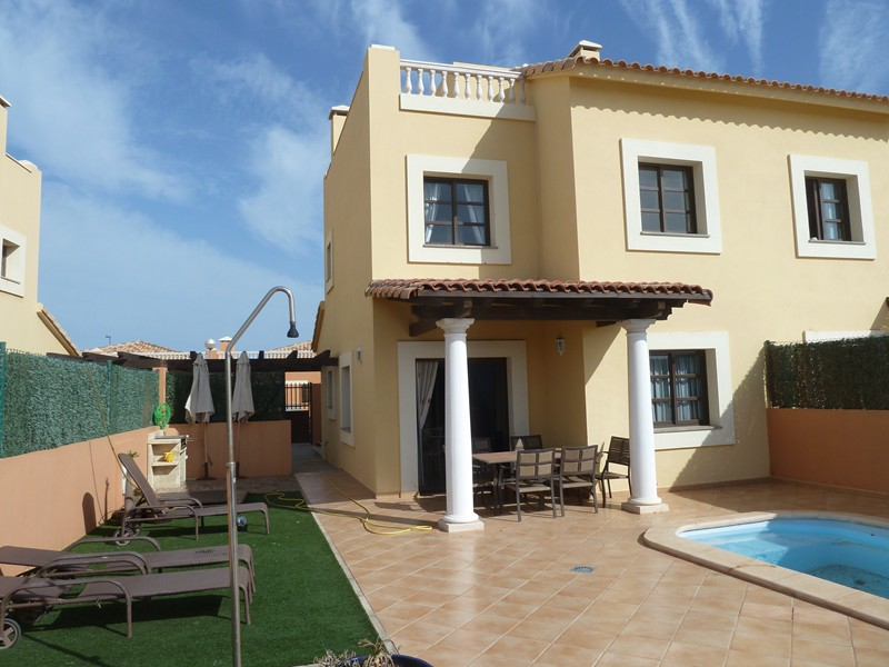 Villa in Spain, Geafond