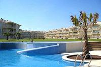 Apartment in Spain, Alcossebre: Enjoy fabulous sea views and a dip in the pool
