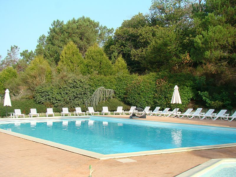 Gite in France, Brossac: Pool reserved for guests of Les Pinèdes
