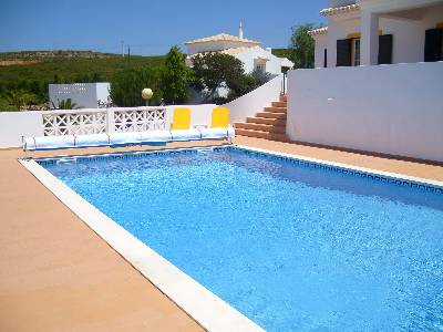 Villa in Portugal, Lagos centre: The Pool at Casa Chrisanda