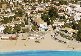 Beach Front Apartments, Praia da Luz-AT1178