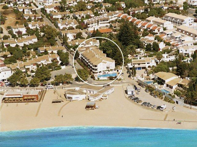 Owners abroad Beach Front Apartments, Praia da Luz-AT1178