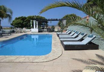 Villa in Spain, Amarilla Golf: Gorgeous pool area