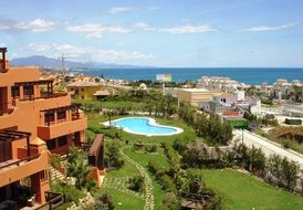 Esplendid Luxury Penthouse. Beach Golf & Spa