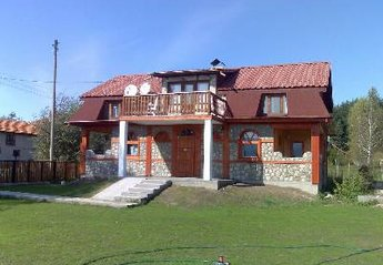 Village House in Bulgaria, Samokov: house front
