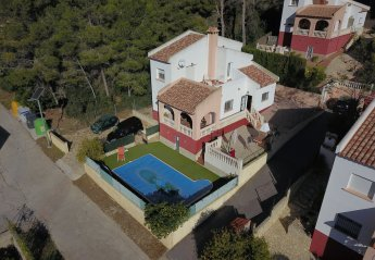 Villa in Spain, Monte Vernisa