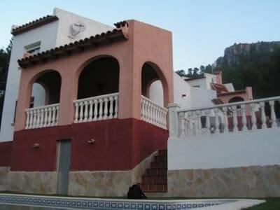Villa in Spain, Monte Vernisa: VILLA
