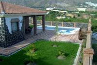 Villa in Spain, Los Tablazos: Exterior views from BBQ area