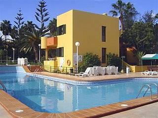 Apartment in Spain, Corralejo Playa: POOL AREA