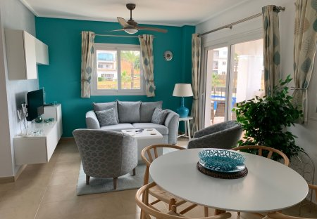 Apartment in Hacienda Riquelme Golf Resort, Spain