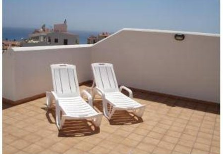 Apartment in Oasis del Sur, Tenerife: All day sunshine on the Private roof terrace