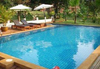 Villa in Thailand, Koh Mak: Resort Pool
