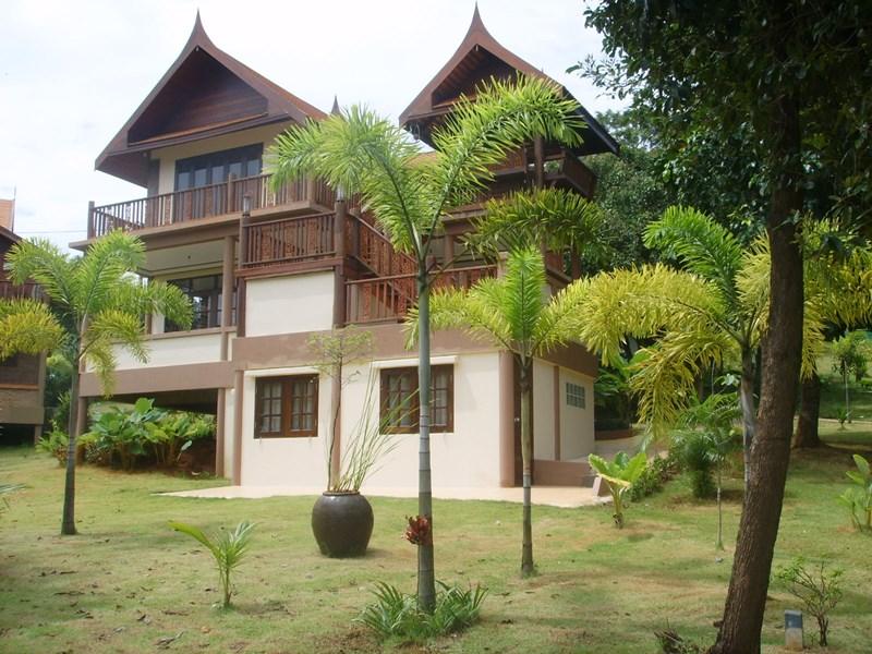 Villa in Thailand, Koh Mak: Coconut Villa