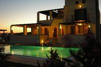 Villa in Greece, Lahania: Front view