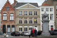 House in Belgium, Brugge: Front view