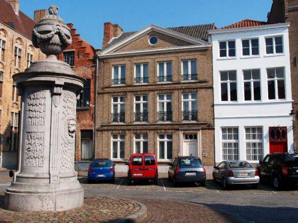 House in Belgium, Brugge