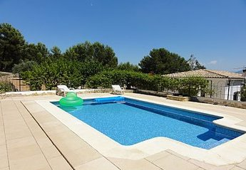 Country House in Spain, Xativa: pool