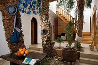 Villa in Egypt, Assalah: Patio