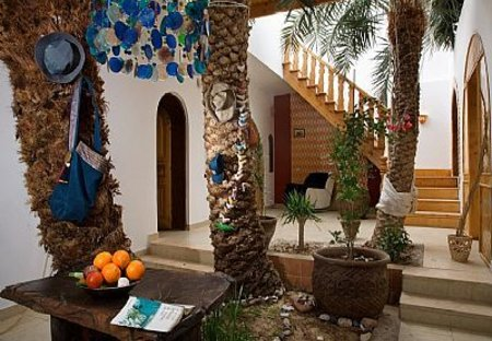 Villa in Assalah, Egypt: Patio